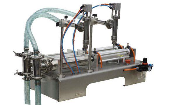 Poluautomatska mašina za punjenje meda Visoka tačnost punjenja
