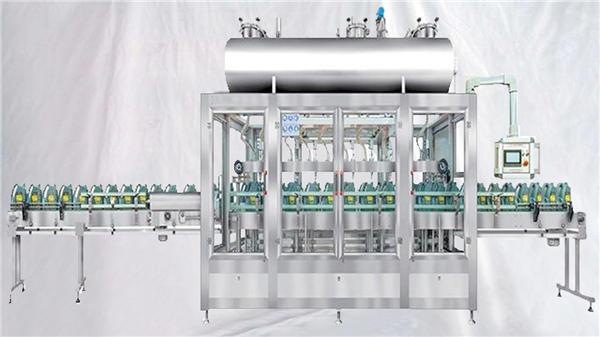 Mašina za valjanje rotacionog punjenja za ulje maziva