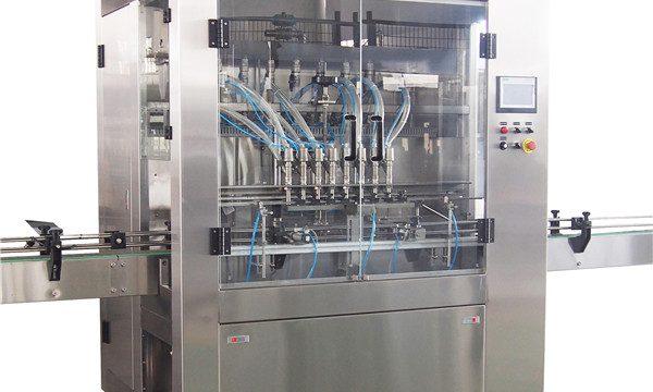 Mašina za punjenje tekućine za pranje posuđa