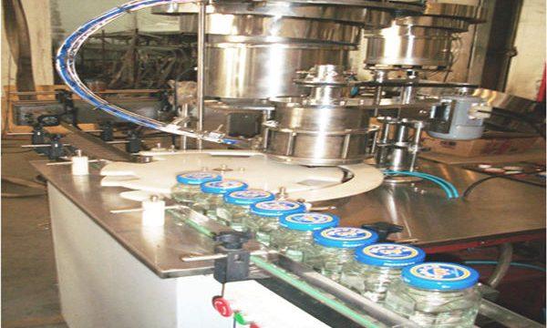 Linija za punjenje meda od 50 do 500 ml, mašina za flaširanje meda, mašina za pakiranje meda