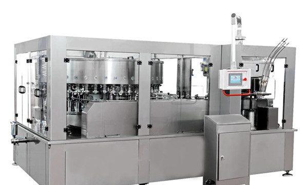 Mašina za punjenje aluminijskih limenki za bezalkoholno piće