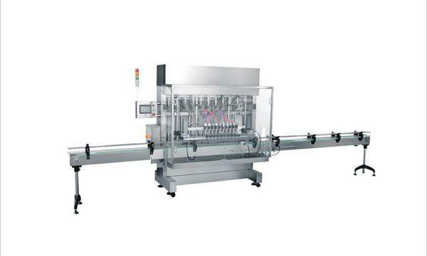 Profesionalna automatska mašina za punjenje tekućeg sapuna proizvođača