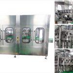 Automatska mašina za punjenje vinske boce s pivskom vodkom