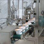 Automatska mašina za brtvljenje čaša za sladoled