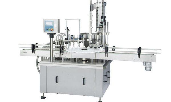 Automatska rotacijska klipna mašina za punjenje
