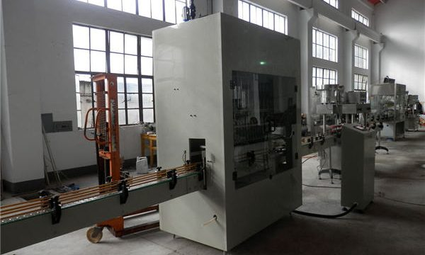 Automatsko punilo za izbjeljivanje u Kini