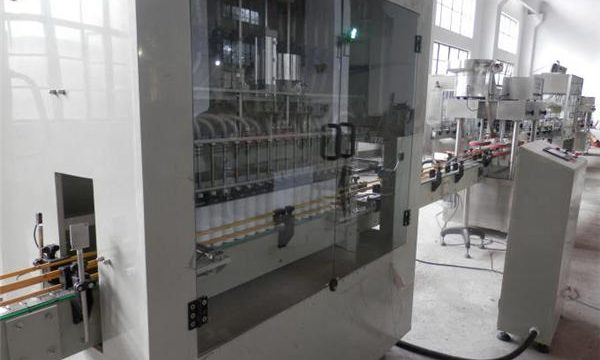 Potpuna automatska mašina za beljenje od nehrđajućeg čelika