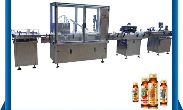 Kina Mašina za automatsko punjenje boce sa medom