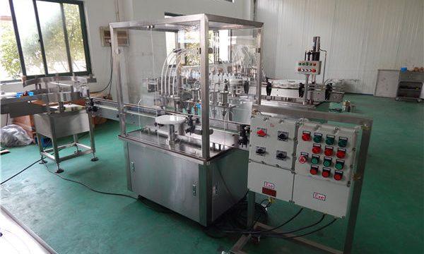 Automatska mašina za punjenje tečnih tekućina visoke viskoznosti