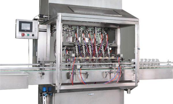Sina Ekato vlastita kompletna proizvodna linija za punjenje motornih ulja u automobilu, mašina za punjenje ulja