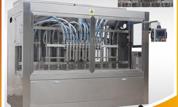 Automatska kozmetička mašina za punjenje boca sa tečnim parfemom