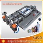 Kineski proizvodi Cijene dobavljača mašine za punjenje tekućine u malim bocama