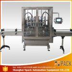 Automatska mašina za punjenje gravitacione tečnosti u boci sa tečnošću
