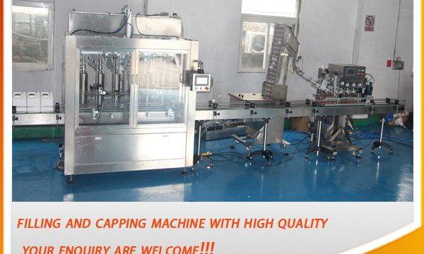 Visoka efikasna mašina za punjenje ulja od 5 litara