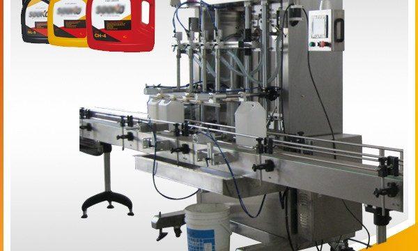 Automatska mašina za punjenje tekućih deterdženata od 500ml-2L / Mašina za punjenje tekućina