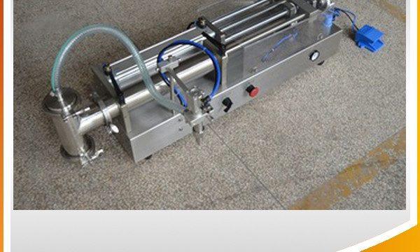 Poluautomatska mašina za punjenje klipa Idealna mašina za punjenje ulja