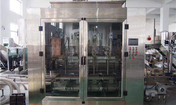 Automatska mašina za punjenje namirnica i mašina za pakiranje maslinovog ulja