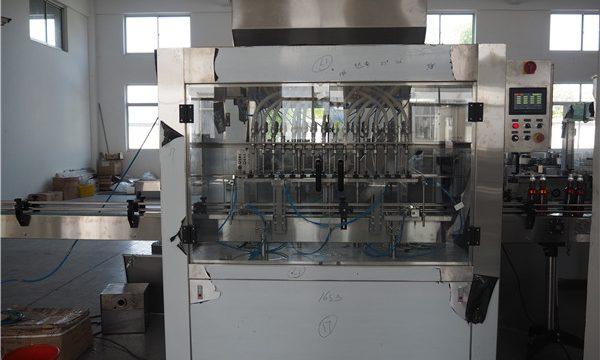 Profesionalna automatska mašina za punjenje ulja