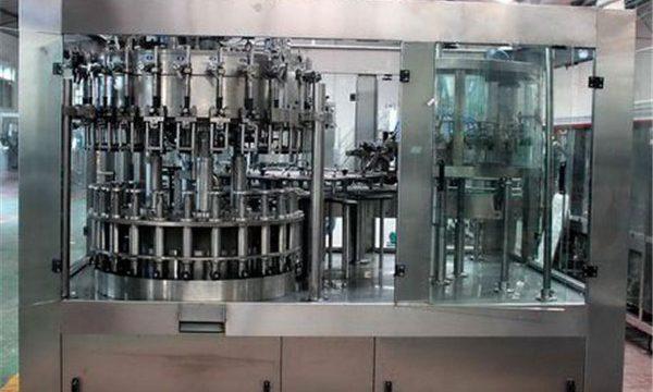 Automatska mašina za punjenje nehrđajućeg čelika u ulje / pročišćenu vodu