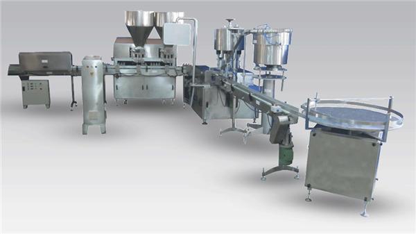 Automatska mašina za punjenje krema Punilo krema