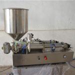Polu-automatska mašina za ručno punjenje ulja kozmetikom