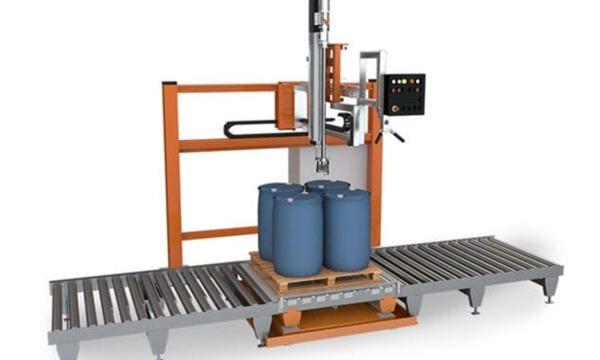 Mašina za punjenje tečnih tekućina od 200 l
