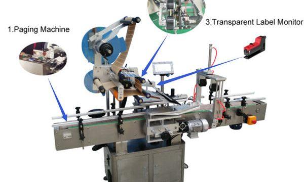 Niža cijena, visokokvalitetni stroj za etiketiranje ampula