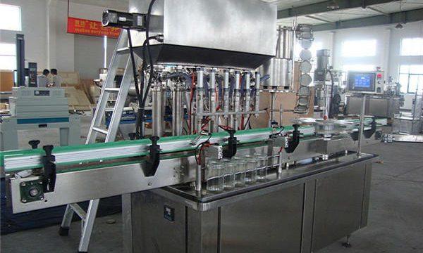 Potpuno automatska mašina za punjenje paradajz kečapa