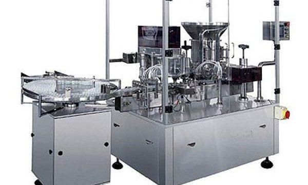 Mašina za punjenje suvog praha
