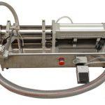 Polutomatska mašina za punjenje tečnog meda visoke viskoznosti