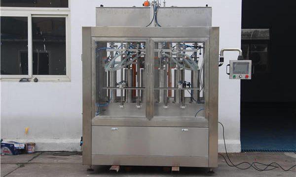 Automatska mašina za punjenje boca sa džemom