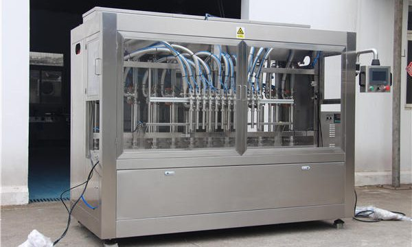 Potpuno automatska mašina za punjenje meda u bocama