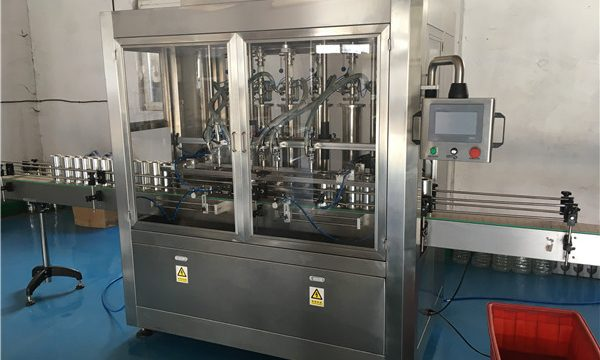 Mašina za punjenje sosnih flaša