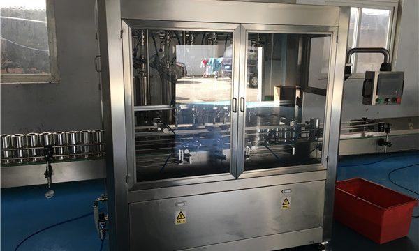 Visokokvalitetna puna automatska mašina za punjenje umaka