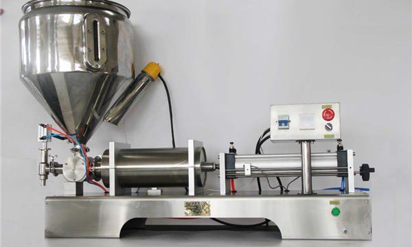 Čista pneumatska poluautomatska mašina za punjenje voća