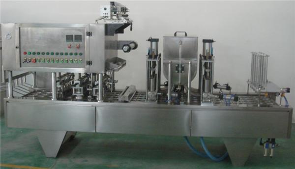 Potpuno automatizirana rotacijska mašina za punjenje jamice