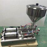 Naširoko korištena mašina za punjenje jagoda sa dvostrukim glavama