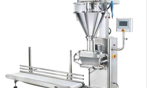 Poluautomatska mašina za punjenje mlijeka u prahu