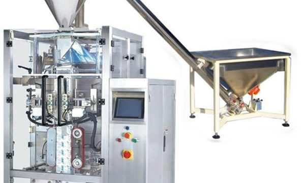 Mašina za punjenje deterdženta u prahu