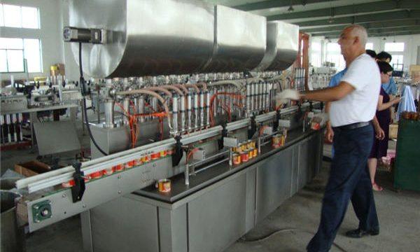Automatska mašina za punjenje sojevog umaka od 200-1000ml