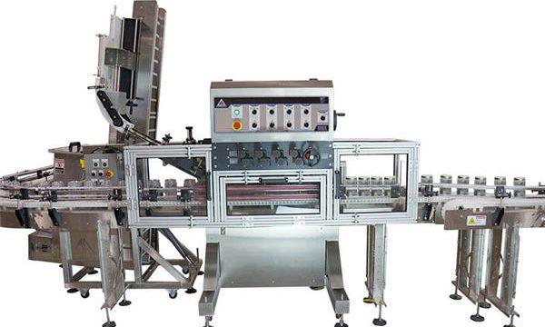 Pneumatska pumpa Automatska mašina za punjenje vrućeg umaka
