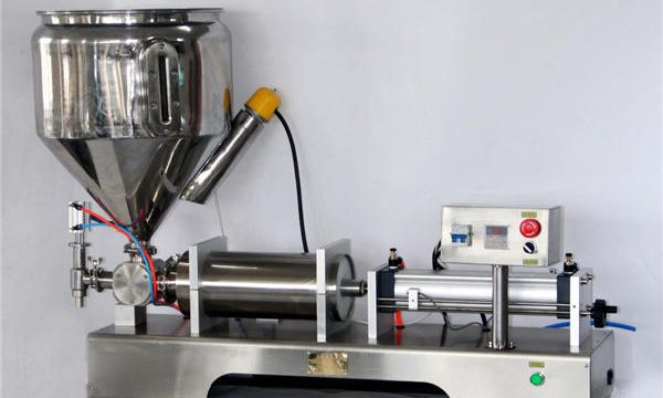 Ručna mašina za punjenje umaka za limenke