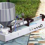 Poluautomatska mašina za punjenje tečnih deterdženata