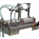 Poluautomatska mašina za punjenje vrećica sa sapunastim vrećicama