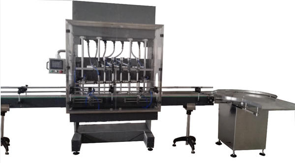 Automatska mašina za punjenje flaša