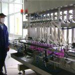 Automatska mašina za punjenje tekućine u rotacijskoj boci s poklopcem