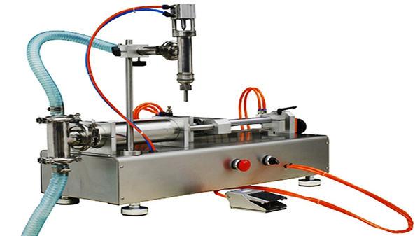 Pneumatska mašina za punjenje dvostrukih glava 100-1000ml