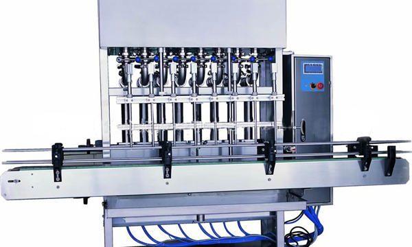 Mašina za punjenje sapuna od nehrđajućeg čelika