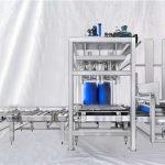 Prilagodljiva mašina za automatsko punjenje serije 100 do 1000 L kapaciteta ESDF