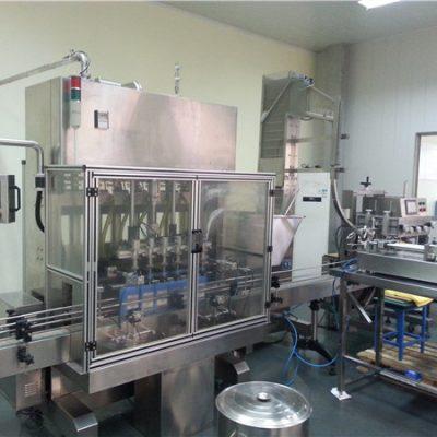 Automatska mašina za punjenje motornog ulja sa 6 glava